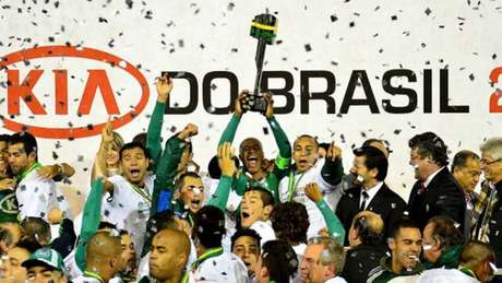 Capitão Marcos Assunção levantou a taça da Copa do Brasil em 2012 (Foto: Divulgação/SE Palmeiras)