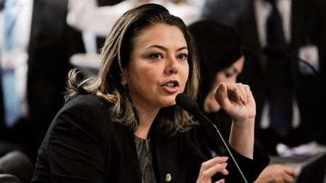A senadora Leila testou positivo para o novo coronavírus (Foto: Divulgação)