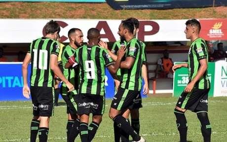 O Coelho pode ser o primeiro clube da capital mineira a se tornar empresa e dar um salto no futebol-(Mourão Panda/América-MG)