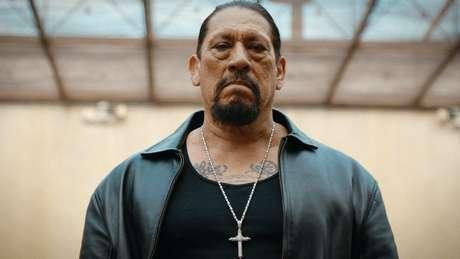 Danny Trejo é o ator que mais morreu em filmes de Hollywood
