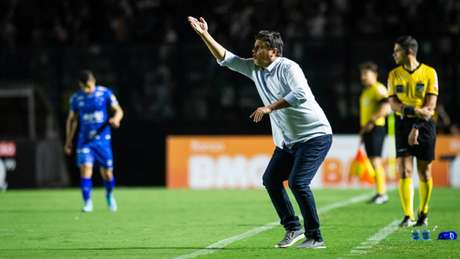 Adilson provocou Galo em entrevista ao L! (Foto: Bruno Haddad/Cruzeiro)