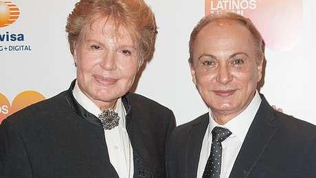 Walter Mercado junto com Willie Acosta.