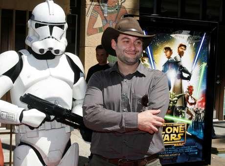 """Dave Filoni, diretor da animação """"Star Wars: Guerra dos Clones"""" 10/08/2008 REUTERS/Fred Prouser"""