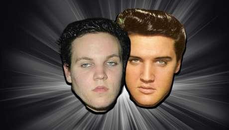 Semelhança impressionante com o avô Elvis Presley não garantiu carreira de sucesso a Benjamin Keough