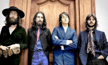 Os Beatles em 1969 | Foto: Divulgação | EMI
