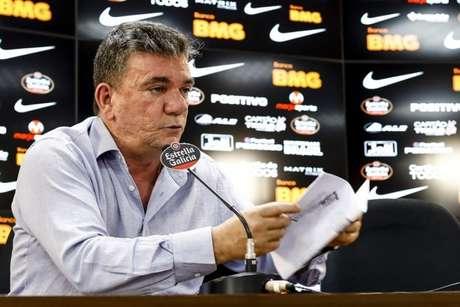 Andrés Sanchez sofreu mais uma derrota interna, agora no CORI do clube (Foto: Rodrigo Gazzanel/Ag. Corinthians)