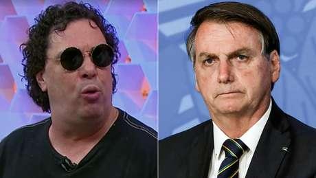 Casagrande é critico de Bolsonaro nas redes (Foto: Divulgação)