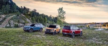 Linha Bronco Sport 2021: Ford aposta num SUV com atitude off-road.