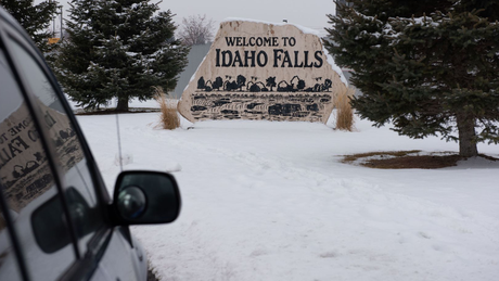 Idaho Falls é uma cidade no estado de Idaho, nos Estados Unidos.