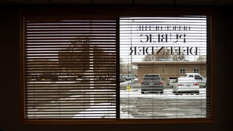 Escritório do defensor público de Idaho Falls.