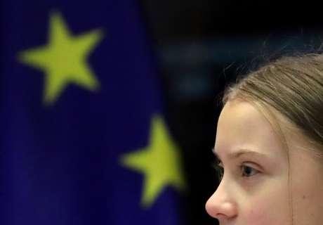 Ativista sueca Greta Thunberg em Bruxelas 04/03/2020 REUTERS/Yves Herman