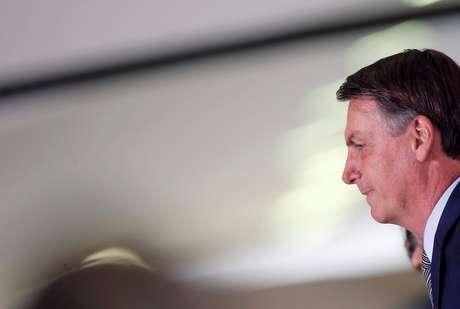 Presidente Jair Bolsonaro  06/03/2020 REUTERS/Adriano Machado