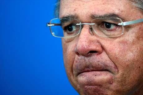 Ministro da Economia, Paulo Guedes 31/03/2020 REUTERS/Ueslei Marcelino