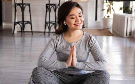 Libere ou atraia as energias com as meditações - Crédito: Ekaterina Bolovtsova/Pexels