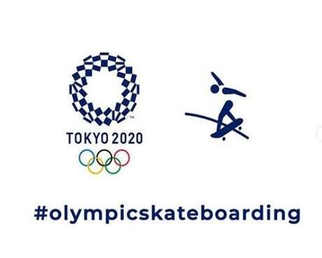 Skate já tem data de estreia nas Olimpíadas