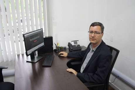 Rodolfo Azevedo, presidente da Universidade Virtual do Estado de São Paulo (Univesp)