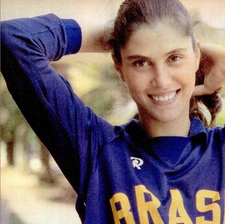 Vera Mossa disputou três Olimpíadas e no início se incomodava em ser chamada de musa