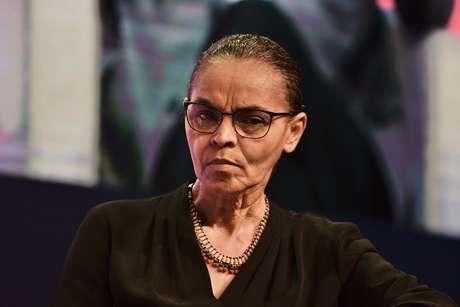 Ex-ministra Marina Silva afirmou que não deve concorrer em 2022