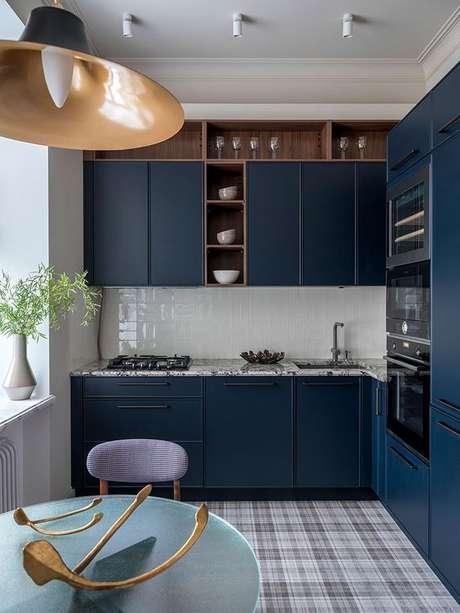 38. Decoração de cozinha moderna – Via: ArkPad