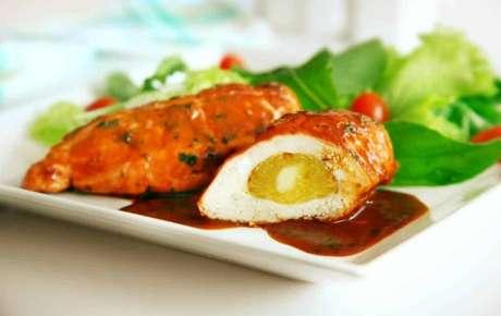 Guia da Cozinha - 9 receitas de frango recheado perfeitas para um refeição econômica