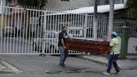 Equador é um dos países da América Latina com mais casos confirmados e mortes por covid-19