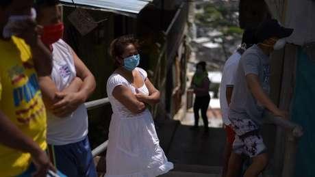 Em meio ao caos causado pela pandemia de 19 de junho em Guayaquil, entre o final de março e o início de abril, dezenas de corpos de vítimas desapareceram inexplicavelmente