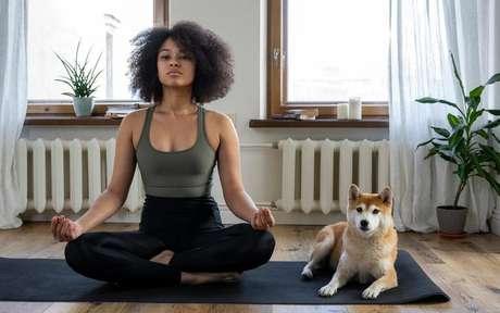Tenha mais concentração durante a meditação - Crédito: Cottonbro/Pexels