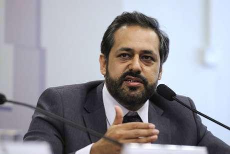 O presidente do Sindicato Nacional dos Auditores Fiscais (Sindifisco), Kleber Cabral