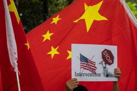 Crise política entre China e EUA teve mais um capítulo nesta quarta-feira