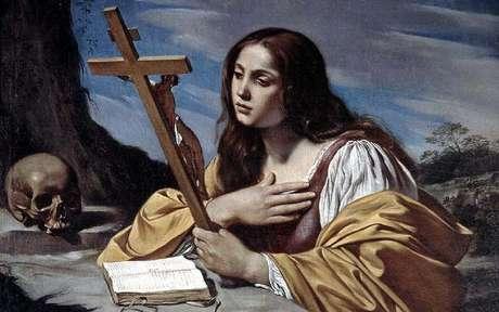 Peça pela intercessão de Santa Maria Madalena - Crédito: Reprodução