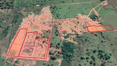 Três barragens em Mato Grosso são interditadas