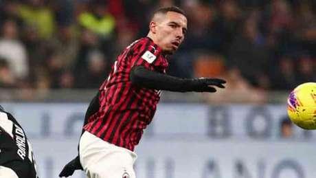Destaque do Milan, futuro deIsmaël Bennacer pode ser no Manchester City, de Pep Guardiola (AFP)