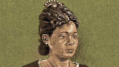 """Como se imagina que seja Maria Firmina dos Reis, autora de """"Úrsula"""" (1859), hoje considerado o primeiro romance afro-brasileiro, pioneiro da literatura antiescravista no país"""