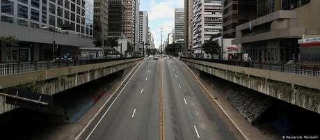 Estado de São Paulo foi um dos primeiros do país a adotar a quarentena