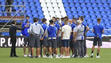 Deportivo La Corunã foirebaixado para a terceira divisão do Campeonato Espanhol