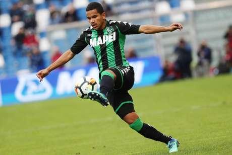 Sem ter jogado profissionalmente no Brasil, Rogério vem se firmando no futebol italiano (Foto: Arquivo)