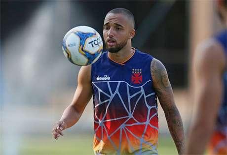 Hugo Borges deixou o Vasco no ano passado rumo ao Corinthians (Rafael Ribeiro/ Vasco)