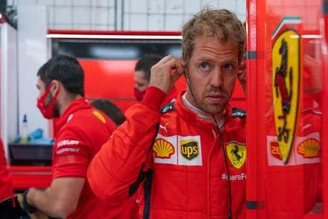 O alemão espera conseguir pontos neste domingo (19) após o abandono do GP da Estíria (