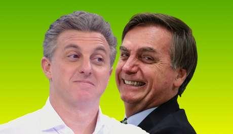Huck sinalizou voto em Bolsonaro em 2018, mas hoje é um dos maiores críticos do presidente