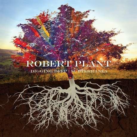 """Robert Plant anuncia nova coletânea """"Digging Deep: Subterranea"""""""