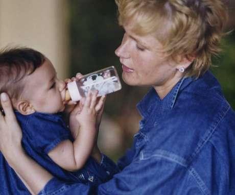 A apresentadora Xuxa Meneghel e a filha Sasha
