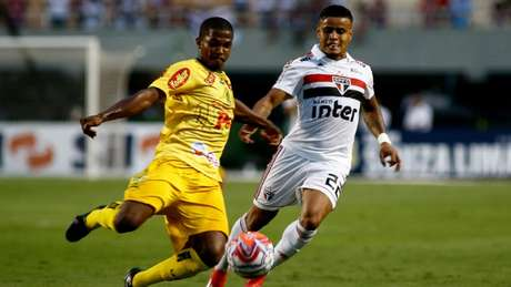 Em 2019, São Paulo fez 4 a 1 no Mirassol na primeira rodada. Agora vale vaga na semi - FOTO: Luis Moura / WPP
