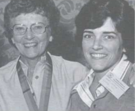 Inspirada pela mãe, a filha de Peters, Jennifer, também se tornou médica.
