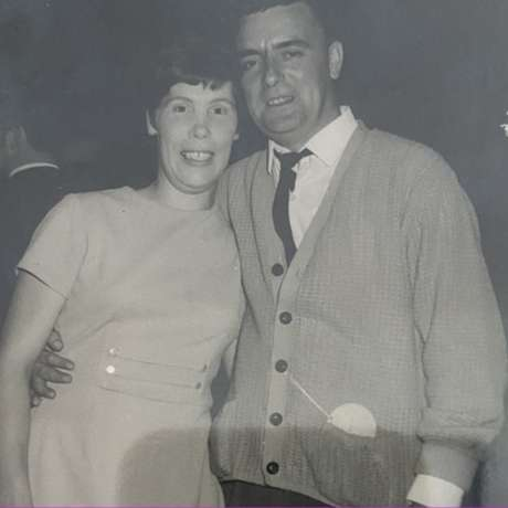 John e Mary Boxer iam celebrar bodas de diamante