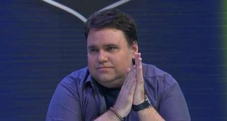 Rodrigo Rodrigues era apresentador do SporTV (Foto: Reprodução)