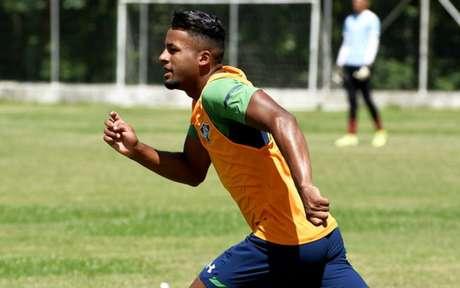Jefferson, atacante do Fluminense sub-20 (Foto: Mailson Santana/Fluminense)