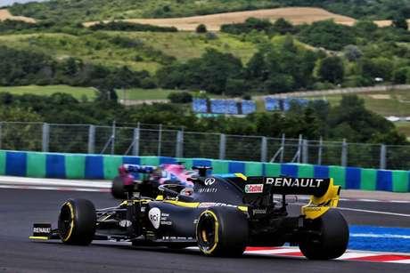 Renault voltou a protestar contra legalidade da Racing Point após GP da Hungria