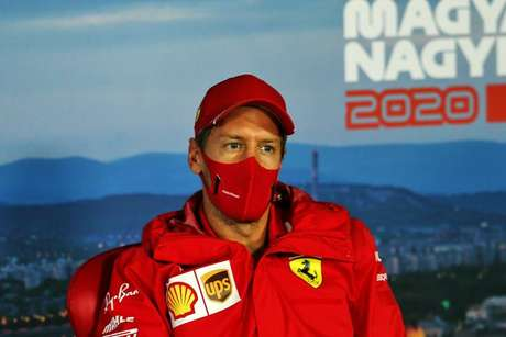 Sebastian Vettel permanece na Ferrari até o fim de 2020