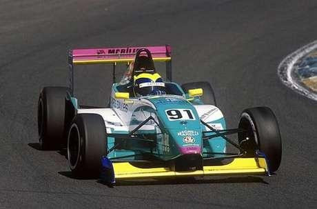 Felipe Massa nos tempos de F-Renault