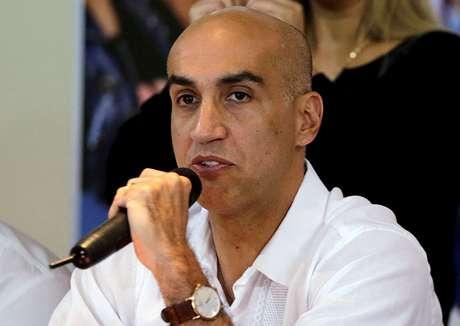 Ministro da Saúde do Paraguai, Julio Mazzoleni 07/03/2020 REUTERS/Jorge Adorno